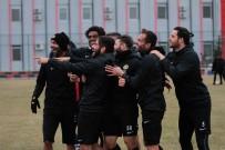YÜCEL İLDIZ - Eskişehirspor'da Neşeli İdman