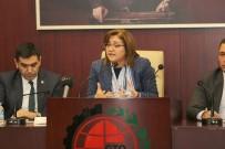 GAZIANTEP TICARET ODASı - Gaziantep'te Gastronomi Sektörü İstişare Toplantısı Düzenlendi