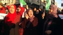 MÜLTECİ KAMPI - Gazze'de Abluka Karşıtı Gösteri Ve Ulusal Birlik Çağrısı