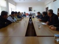 Havran'da Okul Güvenliği Toplantısı Yapıldı