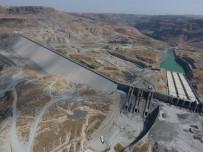 BARAJ GÖLÜ - Ilısu Barajı İçin Geri Sayım