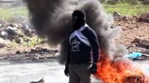 TEL AVIV - İsrail Askerleri Batı Şeria'daki Gösterilere Müdahale Etti