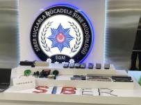 BANKA KARTI - İstanbul'da 5 Bini Aşkın Vatandaşın Kredi Kartını Boşaltan Kart Dolandırıcılarına Operasyon Açıklaması 22 Gözaltı