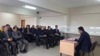 Kabadüz'de Eğitim Değerlendirme Toplantısı