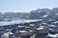 ARAÇ SAYISI - Kars'ta, Trafiğe Kayıtlı Araç Sayısı 45 Bini Geçti