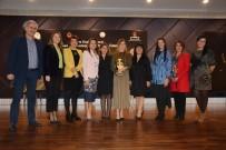 ŞAHİKA ERCÜMEN - Kaş Sevdalısı Şahika Ercümen'e 'Yılın Kadını' Ödülü