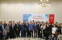 NURSULTAN NAZARBAYEV - Kazak Öğrenciler 'Yesevi Sofrası'nda Bir Araya Geldi