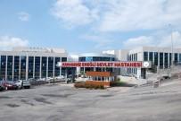 PERSONEL SAYISI - Kdz. Ereğli Devlet Hastanesi 955 Bin 818 Hastaya Hizmet Verdi
