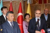 YALÇıN TOPÇU - Kırgız Yazar Cengiz Aytmatov Ankara'da Anıldı