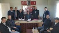 MERINOS - Küçük Sanayi Sitesine Yapılacak Olan Caminin Protokolü İmzalandı
