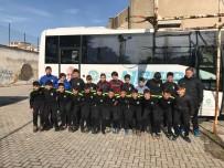 BERGAMA BELEDİYESPOR - Manisa BBSK U-13 Takımda Turnuva Heyecanı