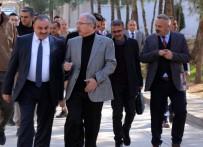 Mardin Valisi Yaman, Dicle Elektrik'i Ziyaret Etti