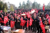 Midyatlı Vatandaşlar Afrin Harekatı İçin Bir Olup Mehmetçik İçin Dua Etti