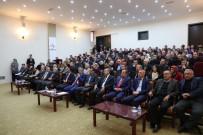 TAŞIMALI EĞİTİM - Nevşehir'de Okul Güvenliği Toplantısı Yapıldı
