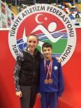TURKCELL - Nilüferli Atlet Tuğra Alp'ten İki Madalya