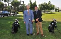 SPOR KOMPLEKSİ - Nuri Özaltın Golf Turnuvası Antalya'da Start Alıyor