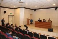 ŞENOL TURAN - Oltu'da Öğrenci Güvenliği Toplantısı