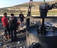 ZİYA GÖKALP - (Özel)  Başakşehir'de 50 Bin Ton Tehlikeli Atık Yakalandı