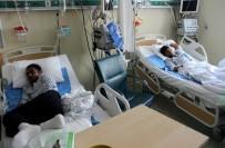 MEHMET ÖZTÜRK - Pakistanlı 3 Mültecinin Umuda Yolculuğu Hastanede Son Buldu