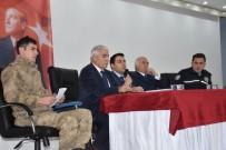TAŞIMALI EĞİTİM - Reşadiye'de, Okul Güvenliği Ve Halk Günü Toplantısı