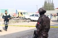 AKARYAKIT İSTASYONU - Reyhanlı'ya Bir Roketli Saldırı Daha Açıklaması 1 Yaralı