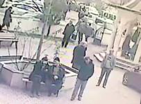 TAŞBURUN - Şadırvan Hırsızları Kıskıvrak Yakalandı