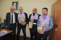 ORGANİK YUMURTA - Şampiyonluk Kampanyasına 3 Sepet Yumurta Desteği Verdiler