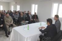 EĞİTİM YILI - Samsat'ta Okul Güvenliği Toplantısı Yapıldı