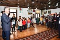 SANAT ATÖLYESİ - Sanat Atölyesinin Minik Öğrencileri Sertifikalarını Aldı