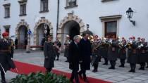 AVUSTURYA - Sırbistan Cumhurbaşkanı Vucic Avusturya'da