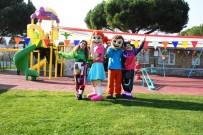 HÜRRİYET MAHALLESİ - Süleymanpaşa Çocuk Kulübü Yarıyıl Tatil Şenliği İle Çocukların Yüzünü Güldürdü