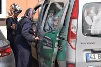 HÜSEYİN ÜZÜLMEZ - Suriyeli Aileye Alo Evlat Ekibi Sahip Çıktı