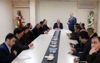 DAĞITIM ŞİRKETİ - TEİAŞ Genel Müdürü Abdullah Atalay'dan Dicle Elektrik'e Ziyaret