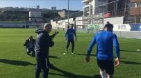 REKLAM FİLMİ - Trabzonsporlu Futbolcular, Büyükşehir Belediyesi'nin Reklam Filminde Oynadılar