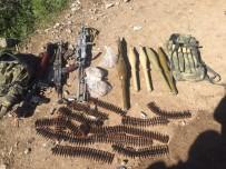 BİXİ - TSK, Zeytin Dalı Harekatında Ele Geçirilen Silahları Paylaştı