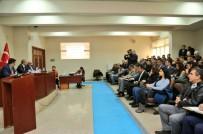 Tunceli'de 'Güvenli Okul Projesi'  Toplantısı