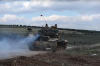 Türk Tankları İlerlemeye Devam Ediyor