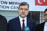 SÜLEYMAN ARSLAN - Türkiye İnsan Hakları Ve Eşitlik Kurumu Başkanı Arslan'dan Mehmetçiğe Destek