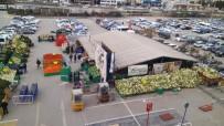 KARNABAHAR - Türkiye'nin İlk Üretici Pazarı Bursa'da Açıldı