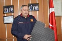 İTFAİYE MÜDÜRÜ - Üniversitedeki Yangının Çıkış Anı Güvenlik Kameralarına Yansındı