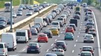 ARAÇ SAYISI - Zonguldak'ta Trafiğe Kayıtlı Araç Sayısı 152 Bin 986 Oldu