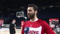 MİLLİ BASKETBOLCU - A Milli Erkek Basketbol Takımı'nın Hedefi Seri Galibiyet
