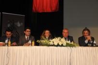 AHMET MISBAH DEMIRCAN - Abdülhamithan, Aydın'da Panel Ve Sergiyle Anlatıldı