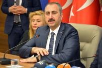 RECEP AKDAĞ - Adalet Bakanı'ndan 'Kimyasal Hadım' Açıklaması