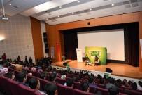 YEŞILAY CEMIYETI - Adıyaman Üniversitesinde Gençlik Ve Bağımlılık Konulu Söyleşi