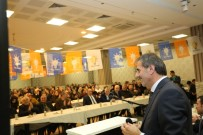SERDİVAN BELEDİYESİ - AK Parti Serdivan 52. İlçe Danışma Toplantısı Yapıldı