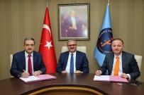 MEVLÜT ÇAVUŞOĞLU - Akdeniz Üniversitesi'nden İşbirliği Protokolü