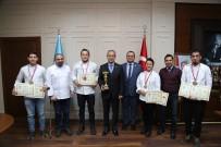 KALİFİYE ELEMAN - ALKÜ Aşçılık Takımına Çorum'dan Ödülle Döndü