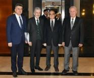 ORHAN AYDIN - Ankara Büyükşehir Belediye Başkanı Tuna'dan Sanayiciye Ve Ostim'e Asfalt Sözü