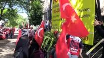 MELBOURNE - Avustralyalı Türkler Mehmetçik İçin Ayakta